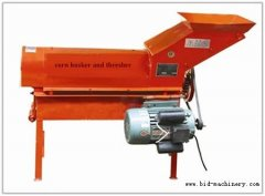 Corn Husker and Thresher BC-001