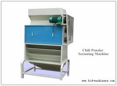 Chili Powder Screening Machine